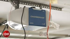 Garage Door Openers Review by Chamberlain Wi Fi Garage Door Opener Review Cnet