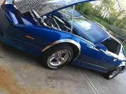 Last Year Of Pontiac Firebird The Owner Of This Pontiac Transamformation Thinks It U0027s