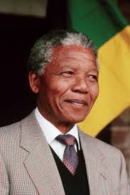Nelson Mandela Image from
