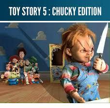 Memes De Toy Story - toy story 5 chucky edition chucky meme on me me