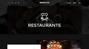 themes wordpress restaurant free 8 best free restaurant wordpress themes quema labs