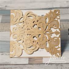 Design Of Marriage Invitation Card Wholesale Laser Cut Wedding Invites