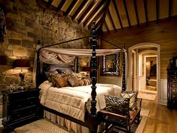 Rustic Bed Rustic Bedroom Decorating Ideas A Guide To Inspire And Remodel