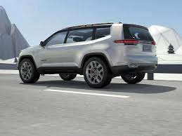 new jeep wagoneer concept does jeep s new yuntu concept hint at the next grand wagoneer