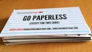Organizing Business Dealing With Business Cards After A Conference Blog Peace Of