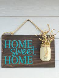 Home Sweet Home Decor Custom Signs For Home Decor Home Design And Plan Modern Custom