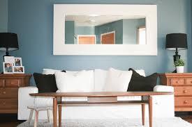 ikea white living room