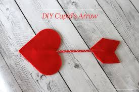 diy cupid u0027s arrow