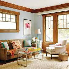 Wood Furniture For Living Room by 20 Blue Living Room Design Ideas