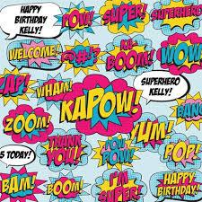 Superhero Photo Booth Printable Kids U0027 Birthday Party Invitations And Decorations U2013 Page