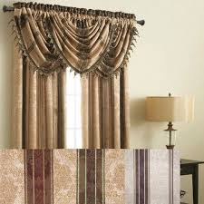 Tuscan Style Curtains Ideas Marquis Formal Jacquard Window Curtain 0 00 Home Pinterest