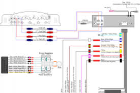 clarion head unit wiring diagram clarion cd changer wiring