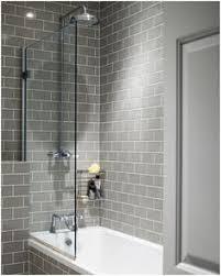 bathroom decorating tips for a clean look grey bathrooms wall