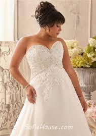 empire waist plus size wedding dress a line sweetheart empire waist corset back organza lace