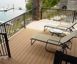 vista railings aluminum deck railings aluminum fencing aluminum