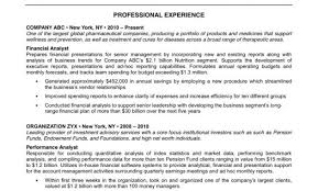 Excellent Good Resumes Examples by Why This Is An Excellent Resume U2013 Business Insider Throughout Good