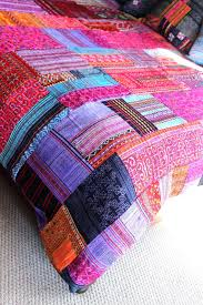 Patchwork Duvet Covers Bohemian Style Quilts U2013 Co Nnect Me