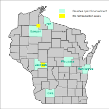 Wisconsin On Map by August 2016 Snapshot Wisconsin