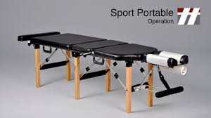 chiropractic tables for sale sport portable operation thuli chiropractic table youtube