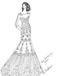 just in our favorite bridal designers sketch anne hathaway u0027s