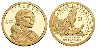 wanoag treaty 1621 coin value 2013 s sacagawea dollars treaty with the delawares 1778