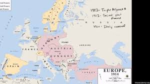 Map Of Europe Pre Ww1 by Italian Front In World War I Video Khan Academy