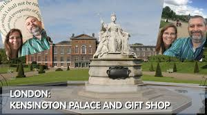 london kensington palace u0026 gift shop youtube