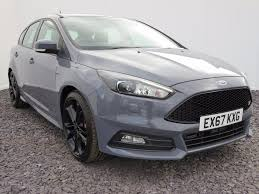 used ford focus st 3 manual cars for sale motors co uk