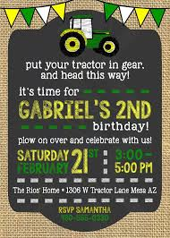 best 25 tractor birthday invitations ideas on pinterest farm