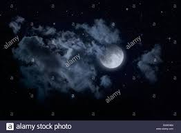 halloween picture background night starry sky and moon night cloudy sky halloween background