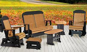 Luxcraft Poly Octagon Picnic Table Swingsets Luxcraft Poly by Luxcraft Outdoor Furniture Outdoor Goods