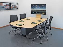 Interactive Meeting Table Collaboration Conference Tables Ccs New Pro Av Equipment