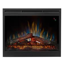 dimplex 26 in electric firebox fireplace insert dfr2651l the