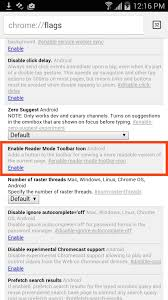 text reader for android enable chrome s reader mode on your android samsung gs4
