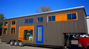 Tiny Home Design by Custom Tiny Home By Nomad Tiny Homes Tiny House Design Ideas