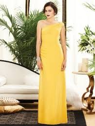 Canary Yellow Dresses For Weddings Canary Yellow Bridesmaid Dress Wedding Inspirations Bridesmaid