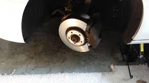 audi q7 brake pad replacement 2010 2014 audi a4 b8 front brake pads and brake rotor replacement