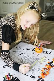 Halloween Printable Craft 17 Best Images About Holidays Halloween Diy On Pinterest