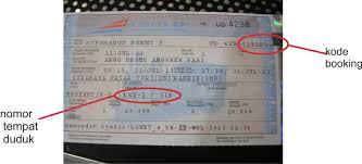 Tiket Kereta Api Abhinaya Tiket Bila Anda Kehilangan Tiket Kereta Api