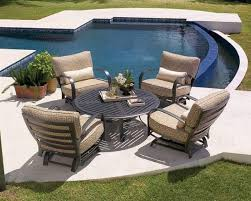 Kohls Outdoor Patio Furniture Decorating Gorgeous White Wicker Kohls Outdoor Furniture With