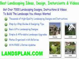 3d home architect landscape design deluxe v 9 0 pc mac youtube