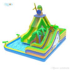 Water Slide Backyard 2018 Commercial Grade Factory Price Pvc Tarpaulin Inflatable Water