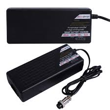 sealed rechargeable agm battery charger 41 4v 2a 8 60ah 36v golf