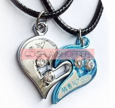 anime necklace images Vocaloid alloy cute anime necklace jpg