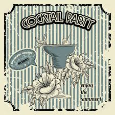vintage cocktail vintage