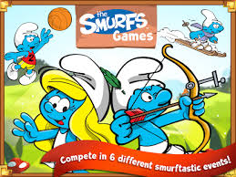 smurf games android apps google play