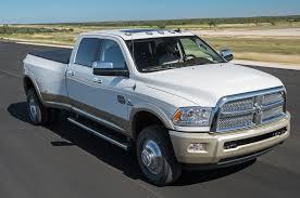 Dodge Ram Cummins 2015 - 2014 ram 3500 hd laramie longhorn first test motor trend