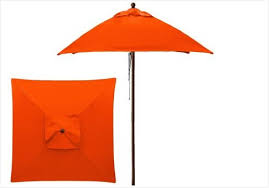 5 Foot Umbrella Patio Patio Umbrella Pole Replacement Lovely 6 5 Ft Orange Square