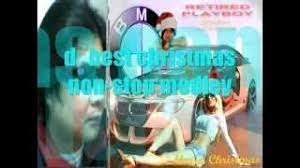 d best christmas non stop medley