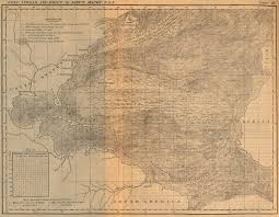 Map Of The Gulf Stream Polar Regions And Oceans Historical Maps Perry Castañeda Map
